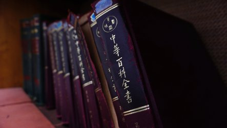 Chinese version of the Encyclopedia