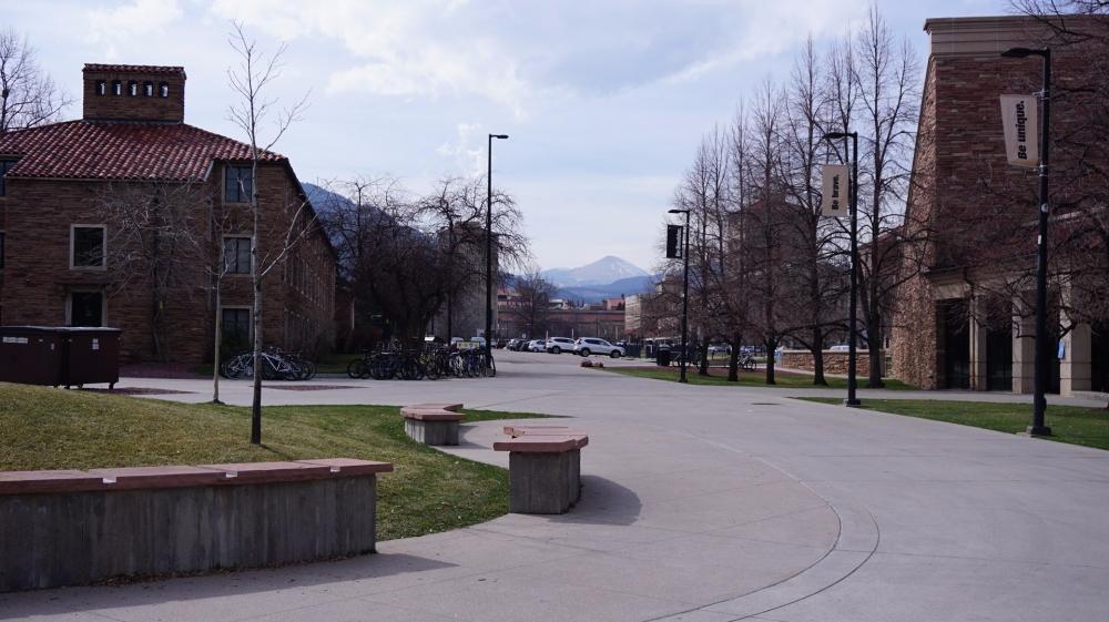 University of Boulder, Colorado